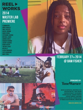 Next week, Master Lab Premiere at BAM Fisher