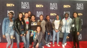 Reel Works Backstage at BET Black Girls Rock!
